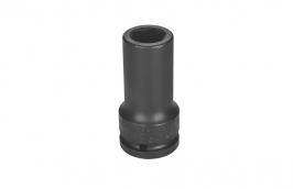 Soquete de Impacto Sextavado Longo em Aço Cromo Molibdênio 24 mm Encaixe 3/4'' 44893/124 - TRAMONTINA PRO