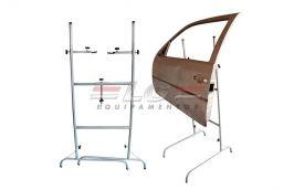 Suporte para Pintura Dobrável  900x600x1550 SPU-04 -LG Equipamentos