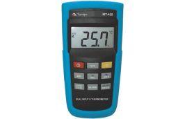 Termômetro Digital de 2 Canais MT-455