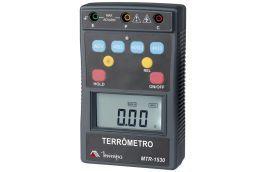 Terrômetro Digital 40/400/4000OH MTR-1530 - MINIPA
