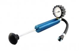 Teste de Arrefecimento com Sistema de Engate e Mangueira SA-250 - PLANATC
