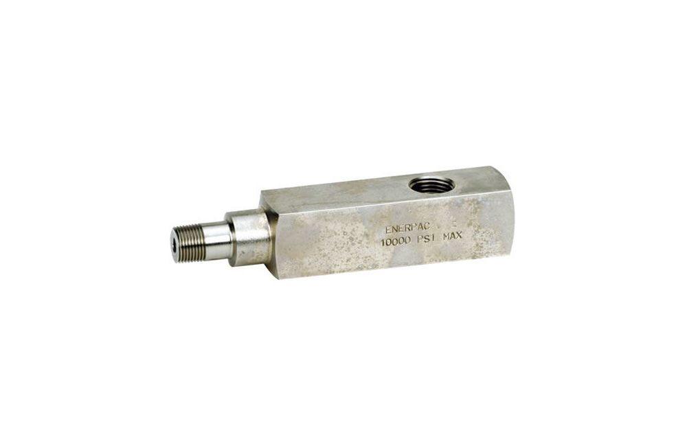 """Adaptador para Manômetro de 1/4"""" x 3/8"""" Enerpac GA-3"""