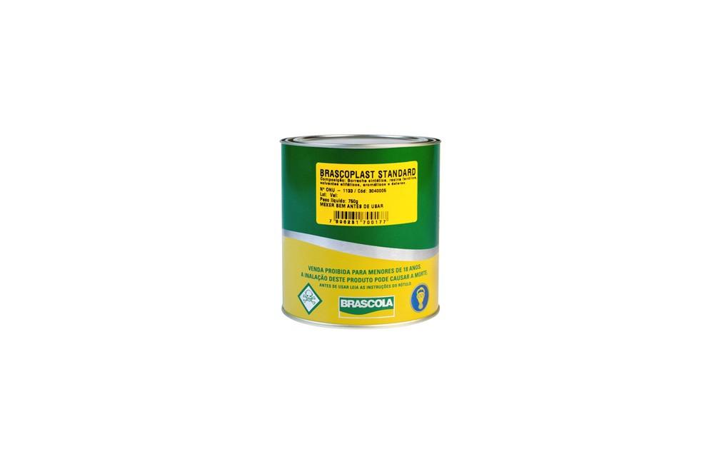 Adesivo de Contato Brascoplast Standard 750 gramas - Brascola