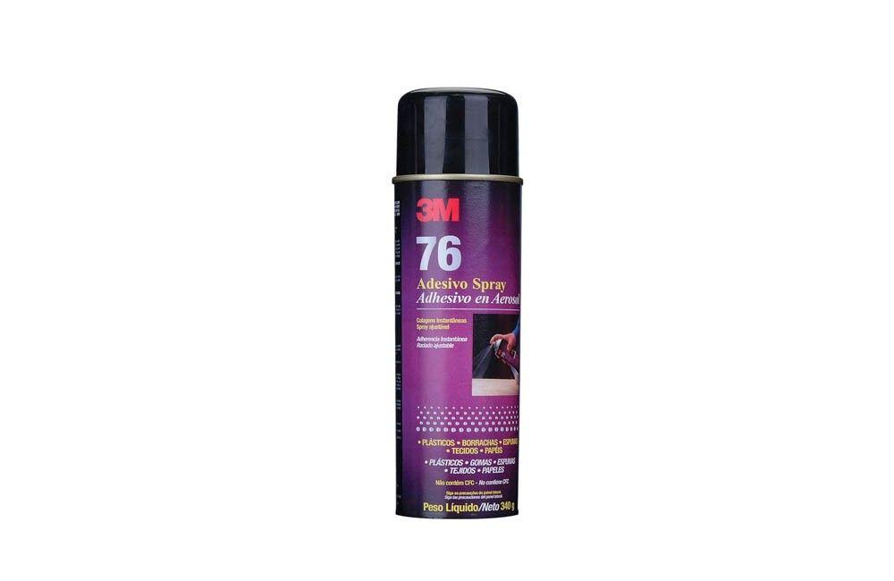 Adesivo de Contato Spray  330 gramas 76 - 3M