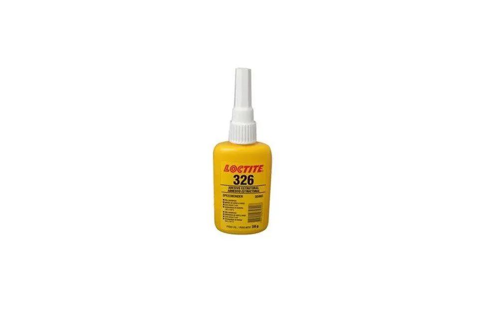 Adesivo Estrutural Anaeróbico 326 50 gramas - Loctite