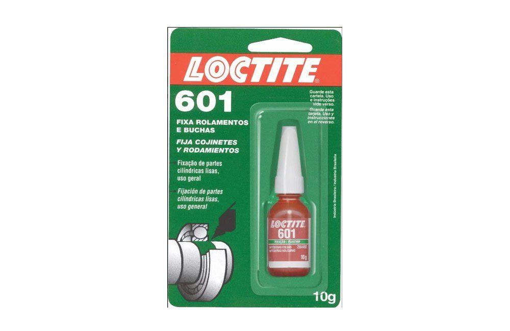 Adesivo Fixação Anaeróbica 601 10g - LOCTITE