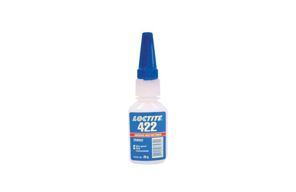 Adesivo Instantaneo 422 20G - Loctite