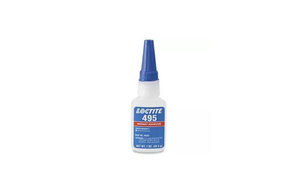 Adesivo Instantâneo 495 Adesão de borracha 20G - Loctite