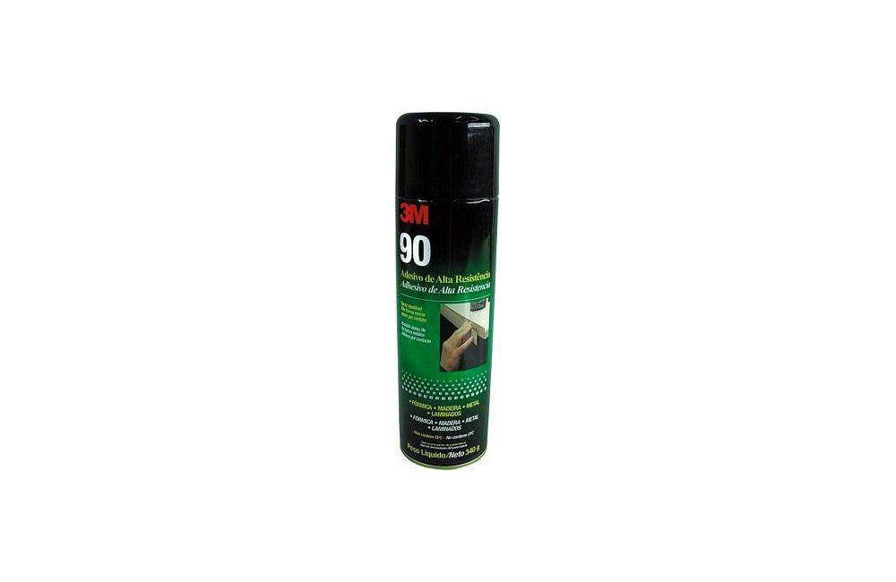 Adesivo para Madeira Spray 90 - 3M