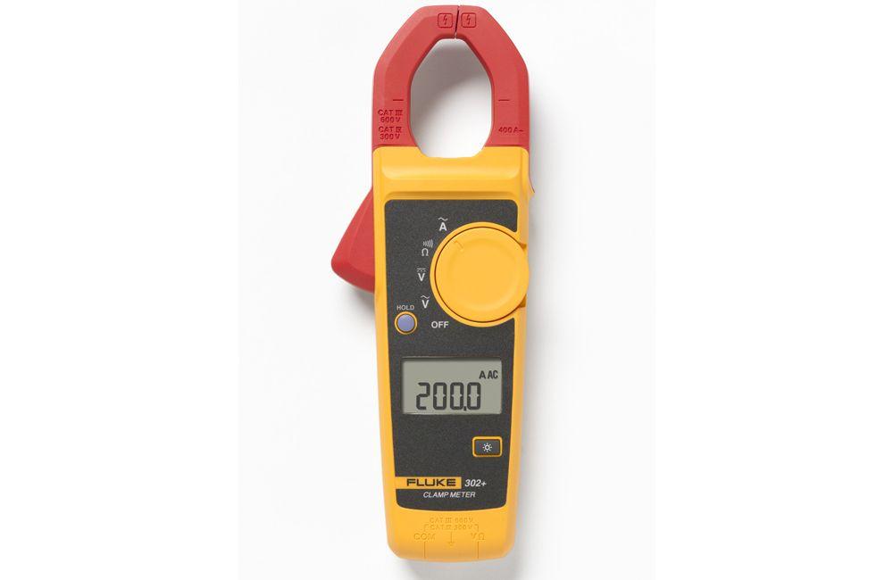 Alicate Amperímetro 302+ 400A