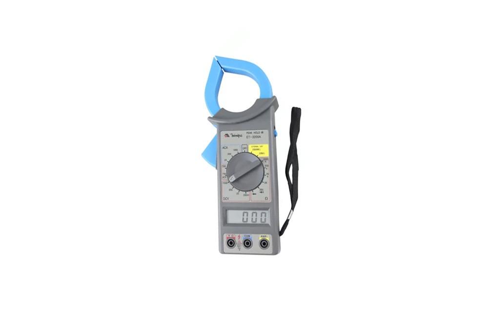 Alicate Amperímetro Digital 1000A/1000V ET-3200A - Minipa
