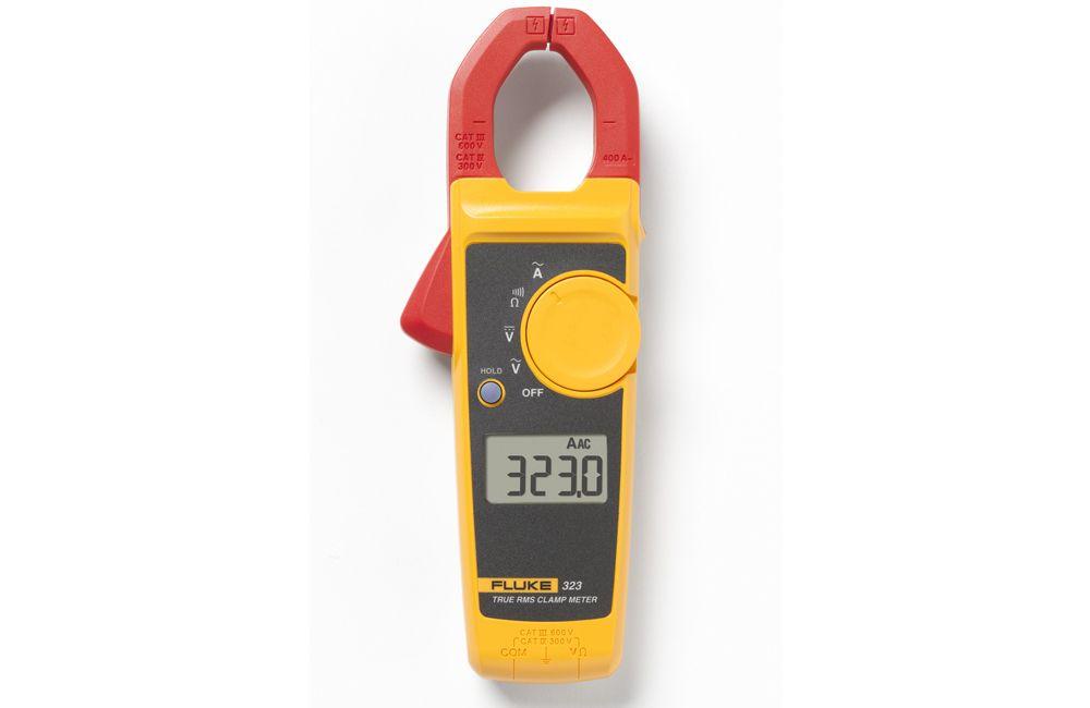 Alicate Amperímetro TRMS 323 400A - Fluke