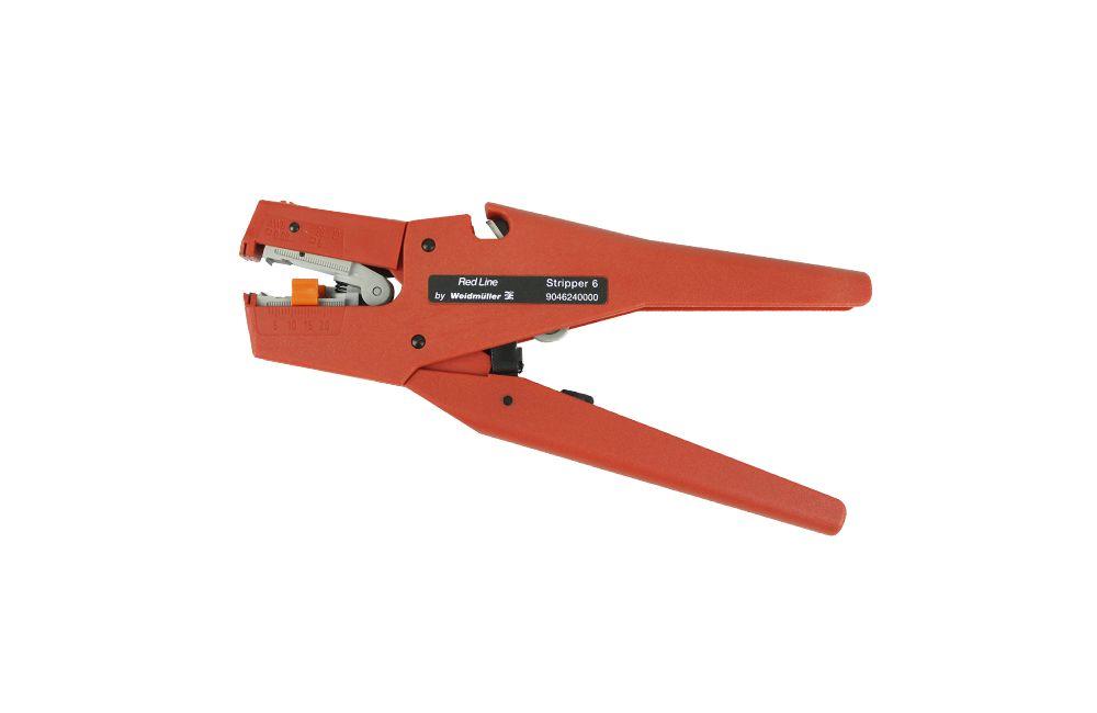 Alicate de Corte / Decapador de 0,3 a 6 mm Stripper 6 Redline