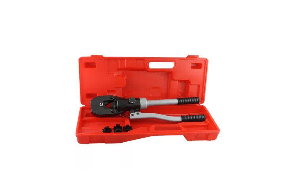 Alicate Hidráulico para Prensar Terminais de 16 a 200 mm APTH200A - Bovenau