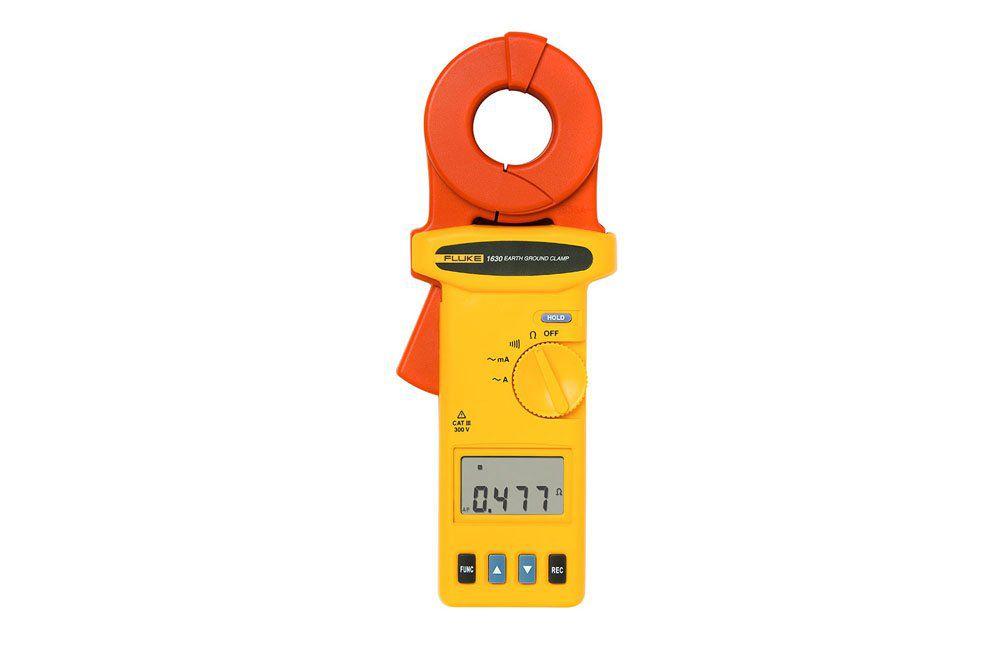 Alicate para Medição de Aterramento 0,2MA-1000MA 1630-2FC - Fluke