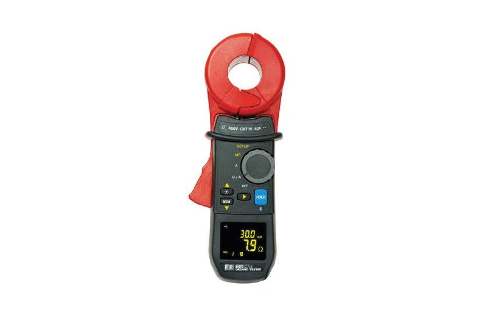 Alicate Terrômetro Digital EM5254 - MEGABRAS
