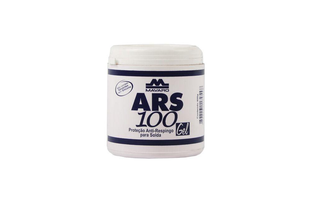 Anti-respingo de Solda Gel ARS-100 sem Silicone 400 gramas