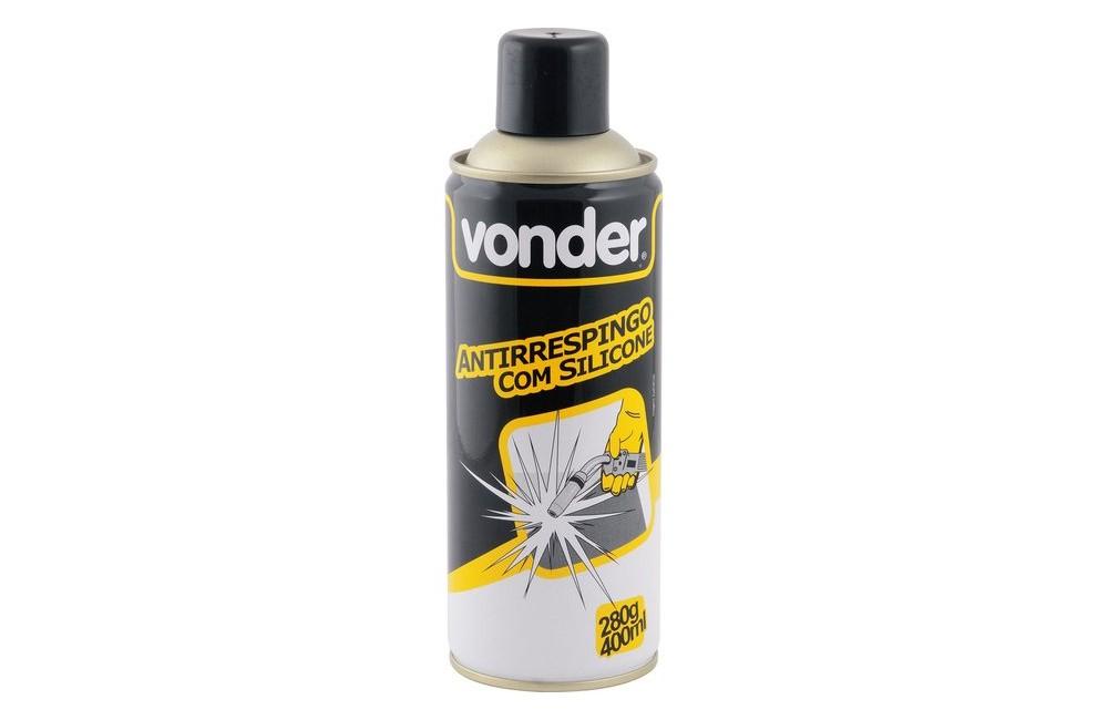 b97fb99d2e153 Anti Respingo de Solda Spray com Silicone 280G - VONDER