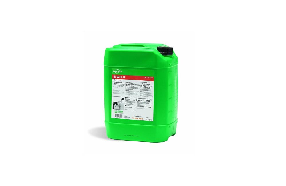 Anti-Respingo Liquido S.Block Sem Silicone de 20 litros 53F207 - Walter