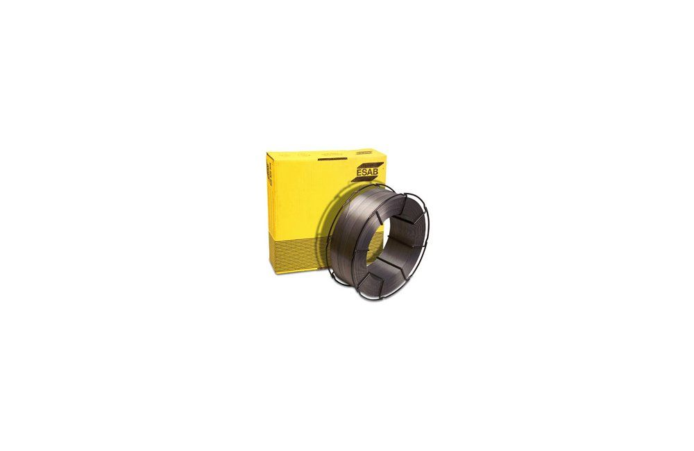 Rolo de Arame Tubular 1.2mm Oktubrod 71 ultra com 16 Kgs - ESAB