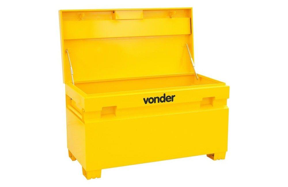 Baú Metálico BOX JOBSITE 915X432X540 BMV360 - Vonder
