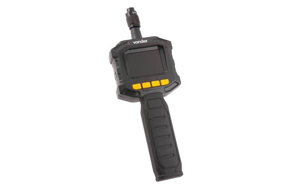 Boroscópio Câmera de Inspeção LCD 8mm - VONDER
