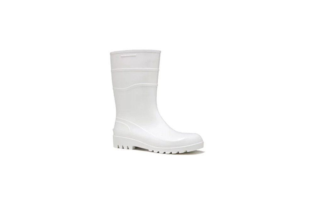 Bota de PVC Branca com Forro N35 88FPC600 - Fujiwara