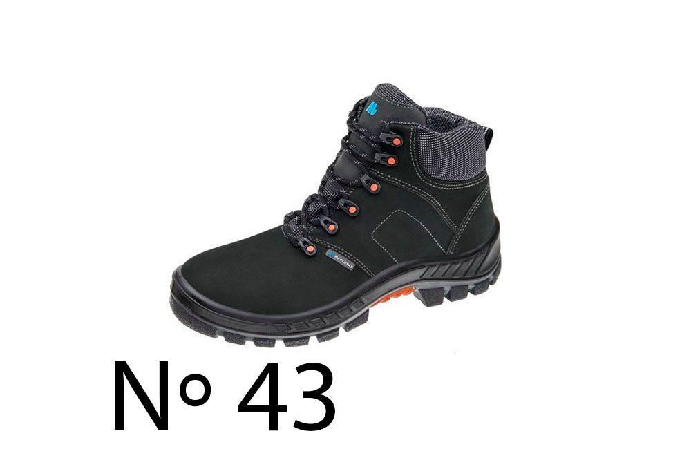 Bota de Segurança Impermeável N43 75BPR26 Premier Plus Marluvas
