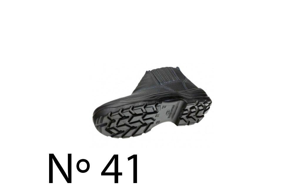Botina com Solado de PU com Bico de Plástico N41 Marluvas 90B19-BP