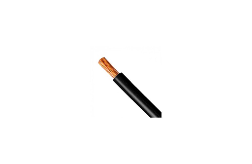 Cabo de Solda Flexível para Porta Eletrodo de 50mm² Metro - CABOMAQ