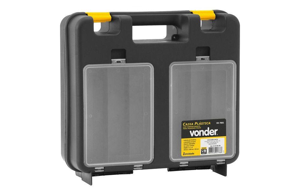Caixa Plástica VD7001 340X340X130 - Vonder