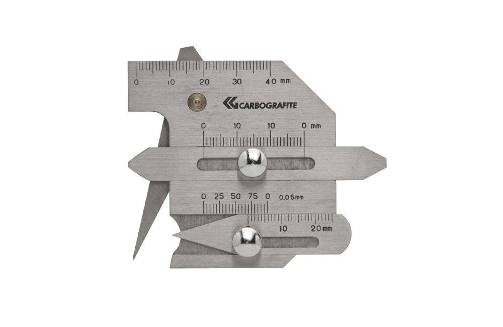 Calibrador de Solda de 0 a 40 mm CG Master