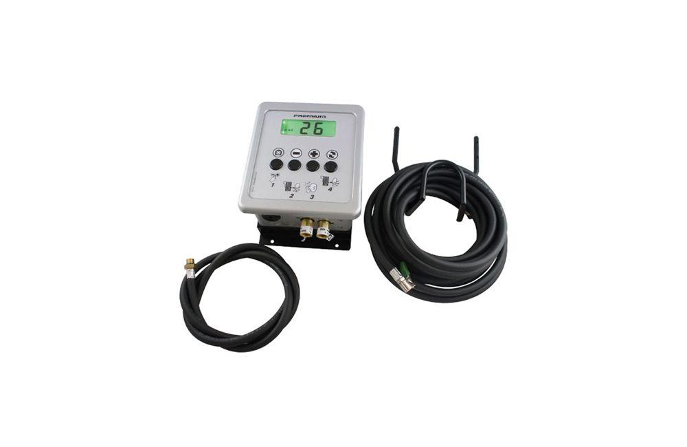 Calibrador para Pneu Digital 220V M4000 - Stok Air