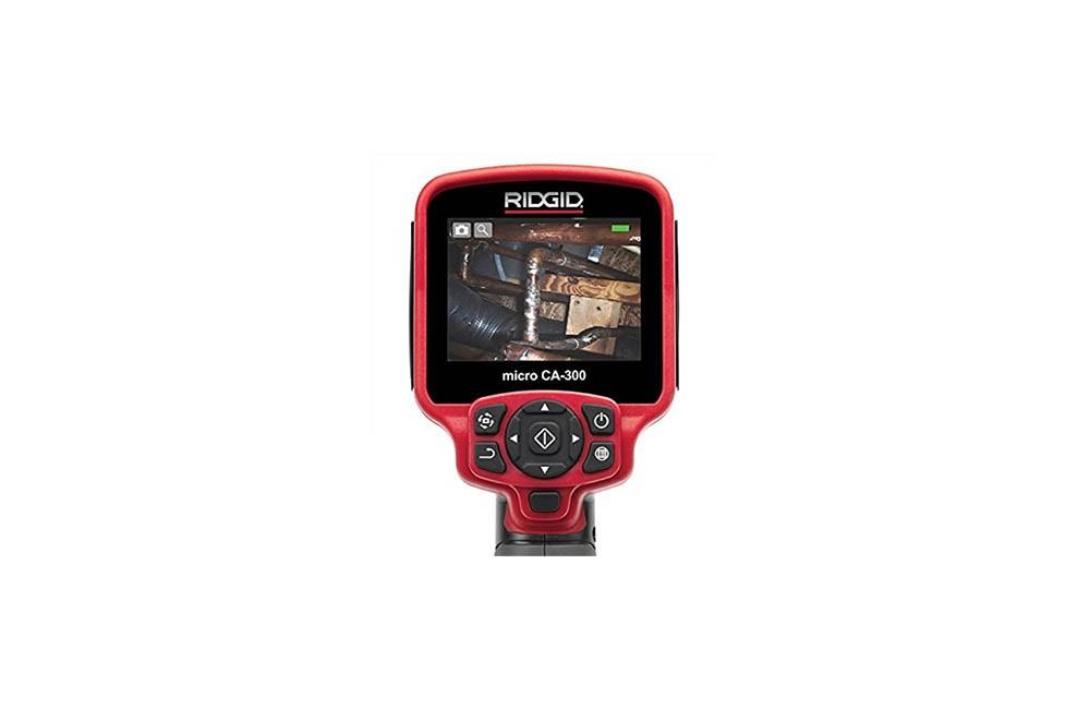 Câmera de Inspeção Micro Explorer CA-300 37888 - Ridgid