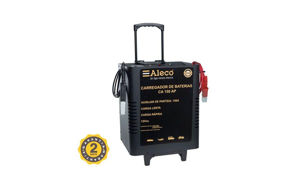 Carregador de Bateria 100 Amperes CA150AP Alleco