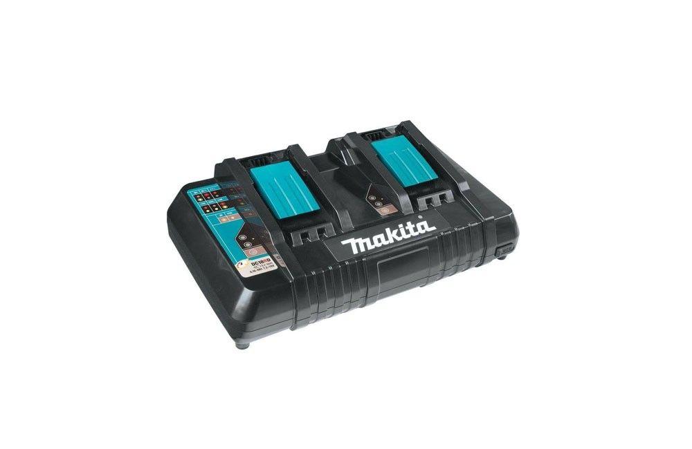 Carregador de Baterias 18V Duplo 110V DC18RD - Makita