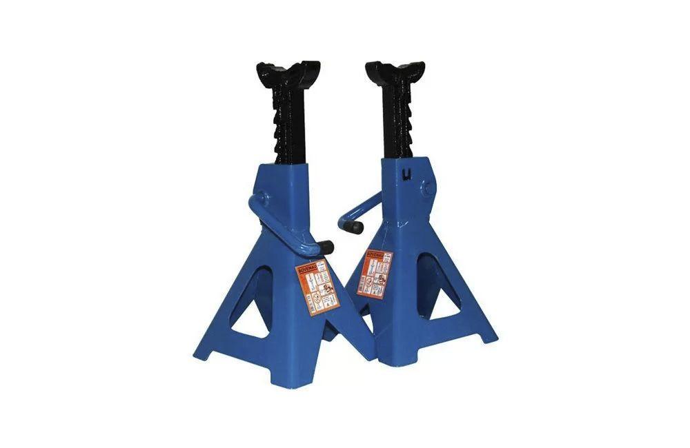 Cavalete para Veiculo até 3 Toneladas CT3000 Par - Metal Tecnica