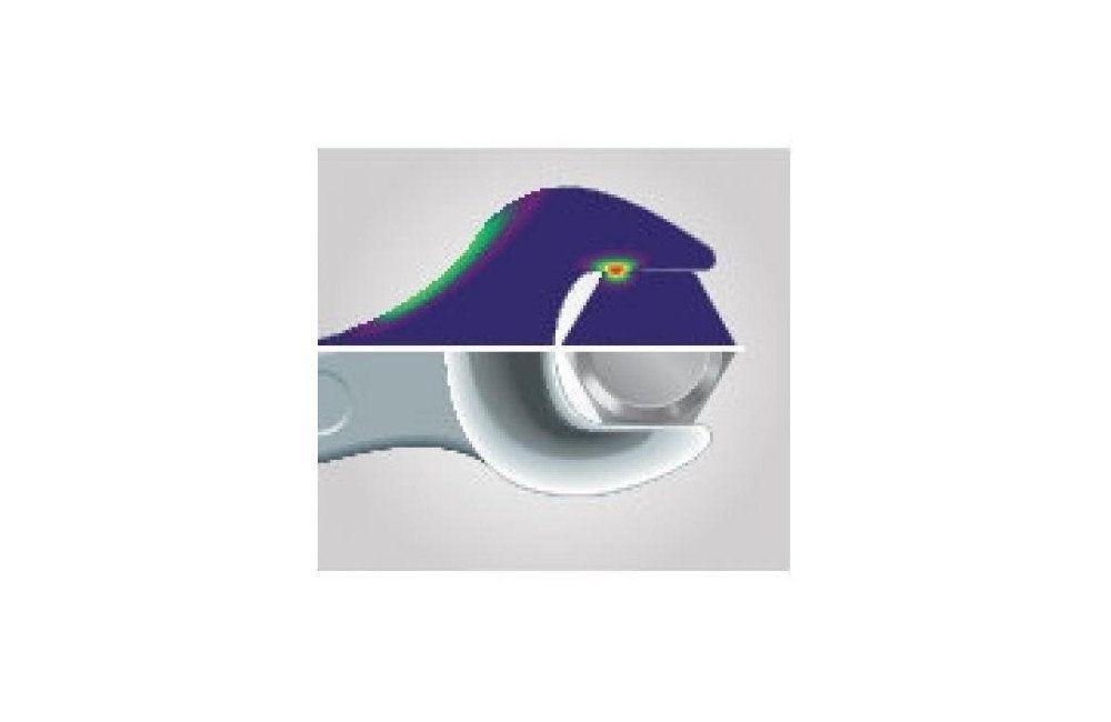 Chave de Boca/Fixa  8 X 10mm 6E - Gedore