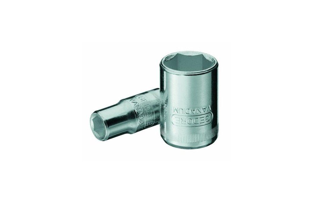 Chave Soquete Sextavado 1/4 20 -  9mm - Gedore