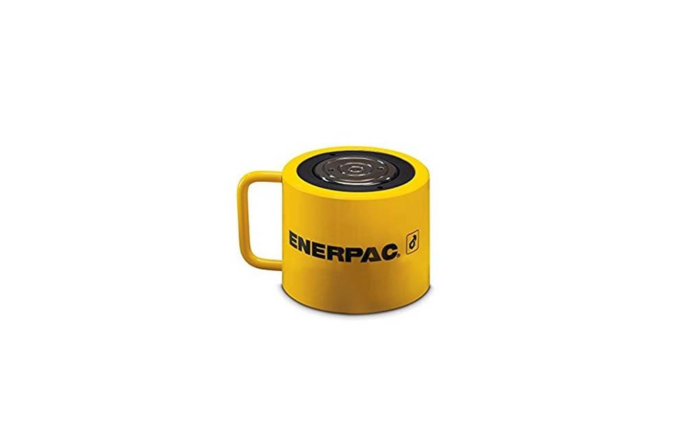 Cilindro Hidráulico de Simples Ação Compacto de 20 Ton com Curso de 45 mm RCS201 - Enerpac
