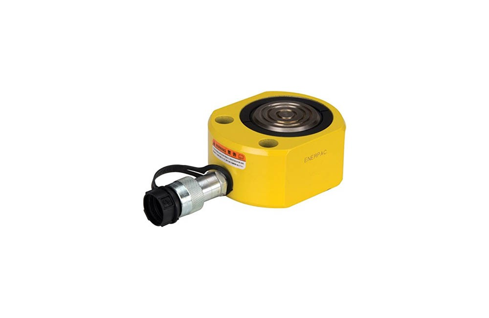 Cilindro Hidráulico de Simples Ação Compacto de 30 Ton com Curso de 13 mm RSM300 - Enerpac