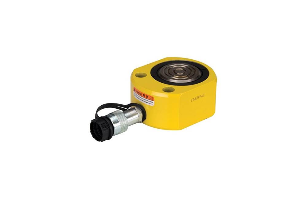 Cilindro Hidráulico de Simples Ação Compacto de 50 Ton com Curso de 16 mm RSM500 - Enerpac