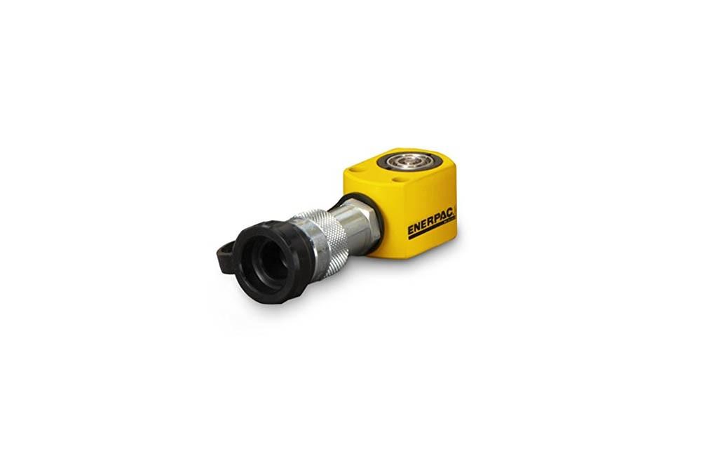 Cilindro Hidráulico de Simples Ação de 5 Ton com Curso de 25 mm RC51 - Enerpac