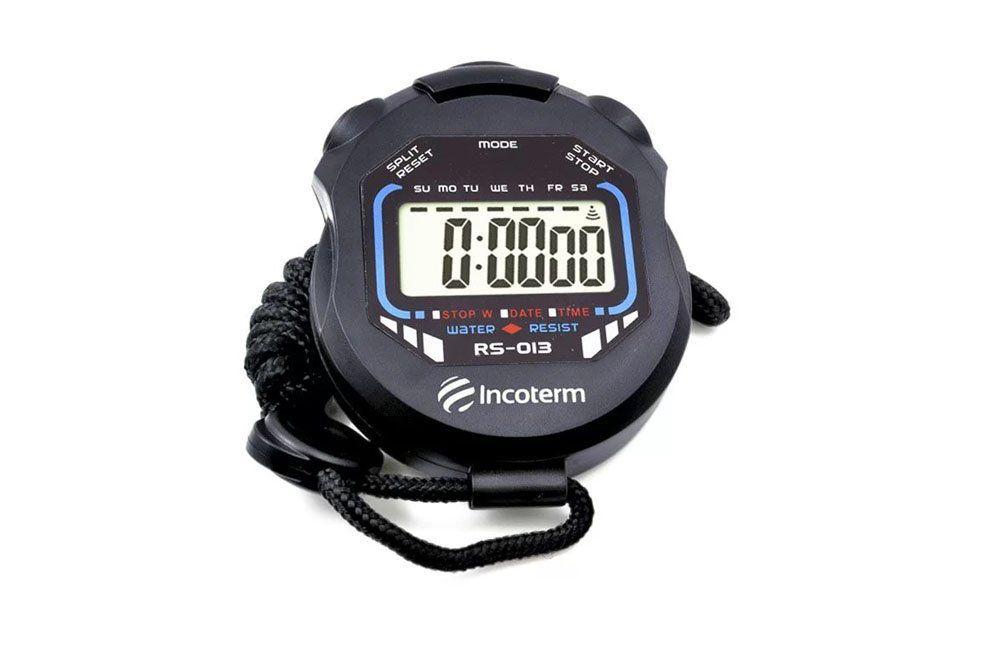 Cronômetro Digital 1/100s RS-013 - INCOTERM