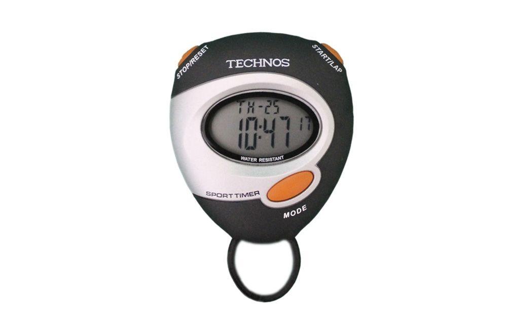 Cronômetro digital YP-2151/8P - TECHNOS