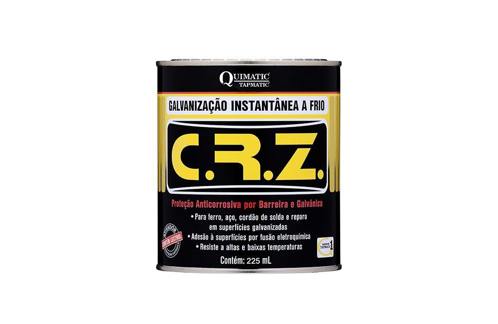 CRZ Galvanização a Frio Quimatic 225 ml