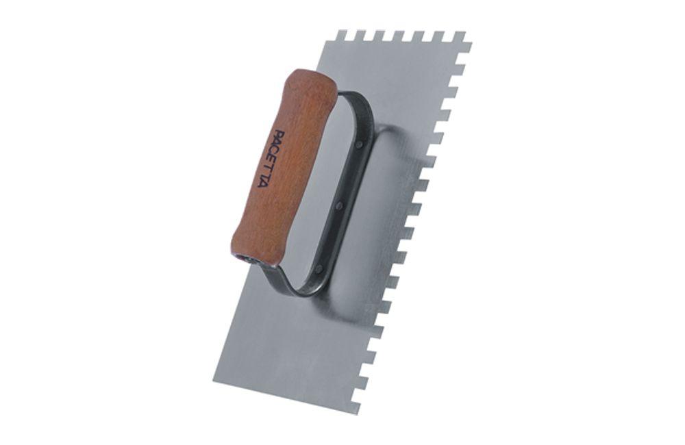 Desempenadeira de Aço Dentada 12 x 25,5 2076