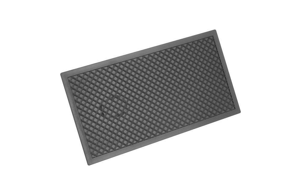 Desempenadeira Plástica Sem Espuma Com Base Estriada 14X27 - Vonder