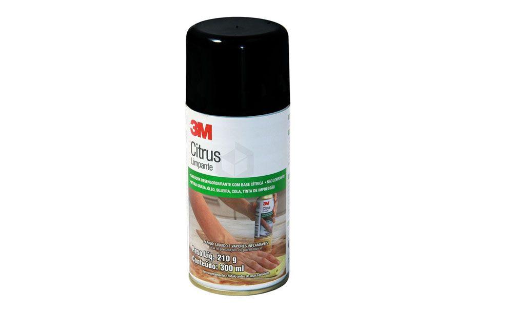 Desengraxante Citrus H0001903261 limpante Spray 210g - 3M