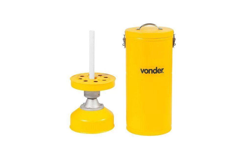 Desentupidora Elétrica 3/4-4POL 110V DV-390 - Vonder